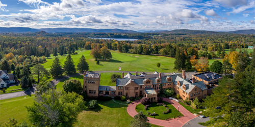 The Golf Course at Wyndhurst Manor Massachusetts golf packages