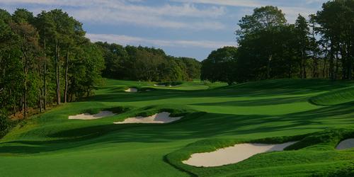 Ocean Edge Resort & Golf Club Massachusetts golf packages