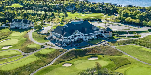 The Club at New Seabury Massachusetts golf packages